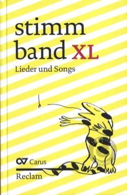 - Stimm band XL - Lieder e canzoni - Partitura - di-arezzo.it