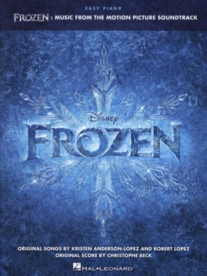 DISNEY - The Snow Queen - Easy Piano - Partitura - di-arezzo.it