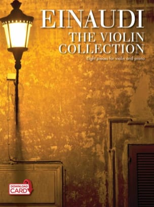 Ludovico Einaudi - The violin collection - Partition - di-arezzo.fr