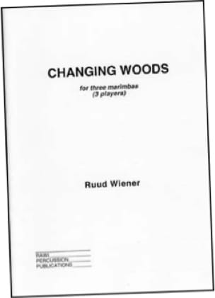 Ruud Wiener - Changing woods - Partition - di-arezzo.fr