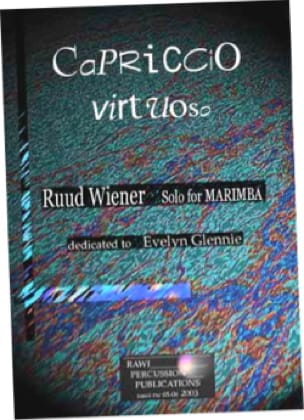 Capriccio virtuoso dédié à Evelyn Glennie Ruud Wiener laflutedepan