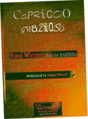 Capriccio grazioso dédié à Kana Omori Ruud Wiener laflutedepan