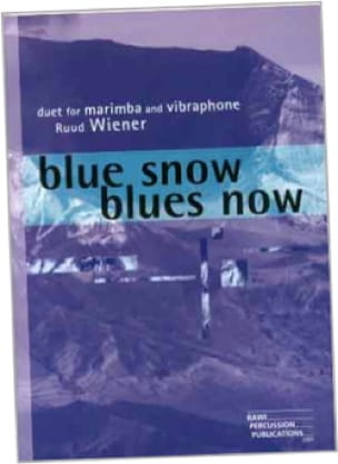 Ruud Wiener - Blue snow - Blues now - Partition - di-arezzo.fr
