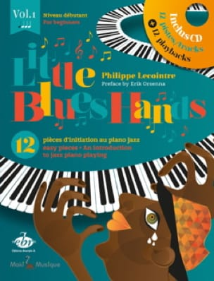 Philippe Lecointre - Little blues hands volume 1 - Partition - di-arezzo.fr