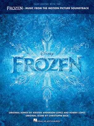Disney Walt / Anderson-Lopez Kristen / Lopez Robert - The Snow Queen - FROZEN - Easy Guitar - Partitura - di-arezzo.es