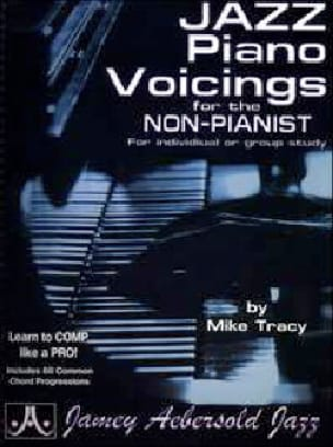METHODE AEBERSOLD - Jazz piano voicings for the non-pianists - Sheet Music - di-arezzo.com
