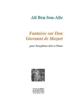 Fantaisie sur Don Giovanni de Mozart Sou Alle Ali Ben laflutedepan