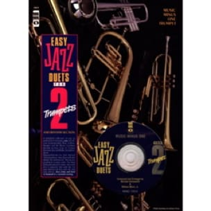 Easy jazz duets Partition Trompette - laflutedepan