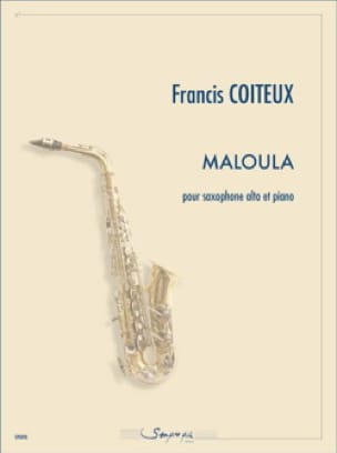 Francis Coiteux - Maloula - Sheet Music - di-arezzo.co.uk