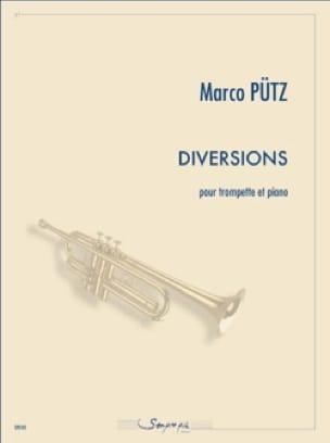 Marco Pütz - Diversions - Partition - di-arezzo.fr