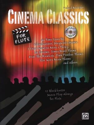 Cinema classics pour flûte mp3 - Partition - laflutedepan.com