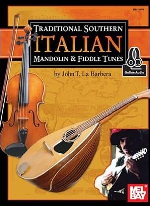 John LaBarbera - Mandolino tradizionale del sud Italia - melodia di violino - Partitura - di-arezzo.it