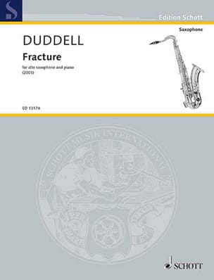 Joe Duddell - Fracture - Partition - di-arezzo.fr