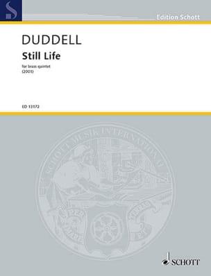 Joe Duddell - Still life - Partition - di-arezzo.fr