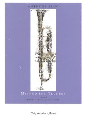 Anthony Plog - Method for trumpet book 5 - Sheet Music - di-arezzo.com