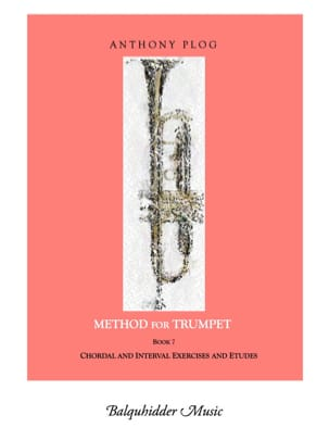 Anthony Plog - Method for trumpet book 7 - Sheet Music - di-arezzo.com