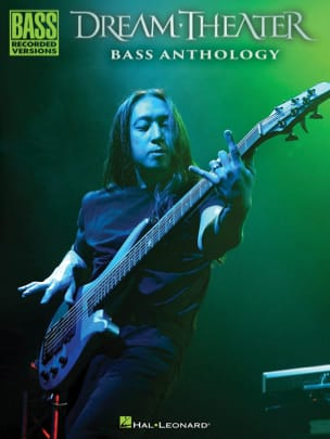 Dream Theater - Dream Theater Bass Anthology - Partition - di-arezzo.fr