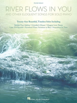 - River flows in you and other songs for solo piano - Sheet Music - di-arezzo.com