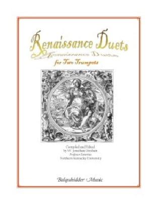 - Renaissance Duets - Partition - di-arezzo.fr