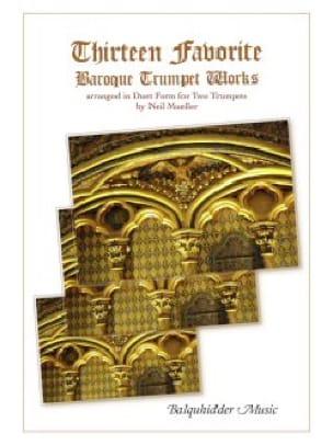 - Thirteen Favorite Baroque Trumpet Works - Sheet Music - di-arezzo.com