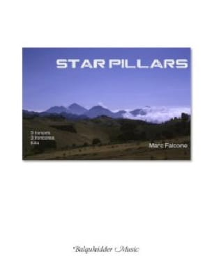 Marc Falcone - Star Pillars - Sheet Music - di-arezzo.com