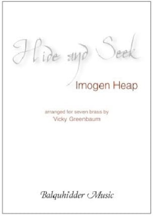 Imogen Heap - Hide and Seek - Partition - di-arezzo.fr