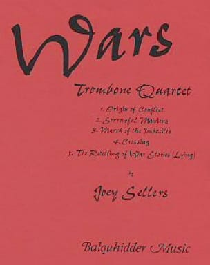 Joey Sellers - Wars - Partition - di-arezzo.fr