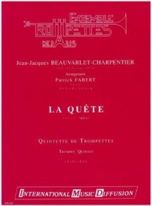 La quête - Jean-Jacques Beauvarlet-Charpentier - laflutedepan.com