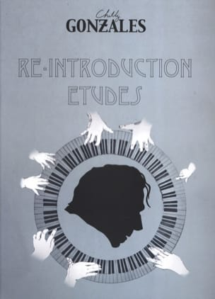 Chilly Gonzales - Re-introduction etudes - Sheet Music - di-arezzo.com