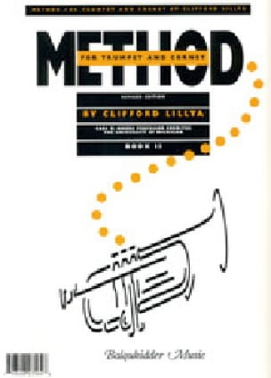 Clifford Lillya - Method for Trumpet and Cornet Book 2 - Sheet Music - di-arezzo.com