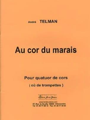 André Telman - Al corno di palude - Partitura - di-arezzo.it