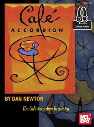 Café Accordion Dan Newton Partition Accordéon - laflutedepan
