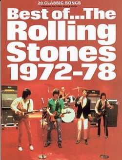 Best Of 1972 - 78 - ROLLING STONES - Partition - laflutedepan.com