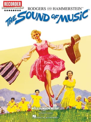 The Sound of Music Rodgers & Hammerstein Partition laflutedepan