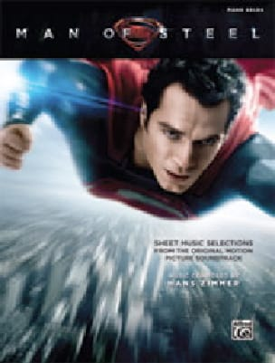 Hans Zimmer - Man of Steel - Sheet Music - di-arezzo.co.uk