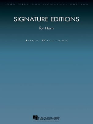 John Williams - Signature Editions for Horn - Sheet Music - di-arezzo.com