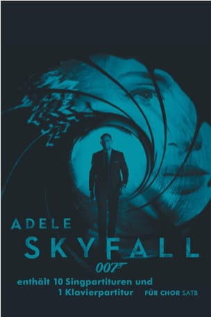 Adele Adkins / Epworth Paul - Skyfall - Partition - di-arezzo.fr
