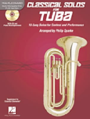 Classical Solos for Tuba - Partition - Tuba - laflutedepan.com