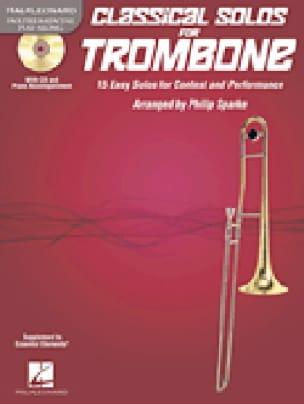 Classical Solos for Trombone - Partition - laflutedepan.com