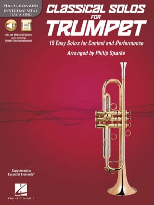 - Classical Solos for Trumpet - Partition - di-arezzo.fr