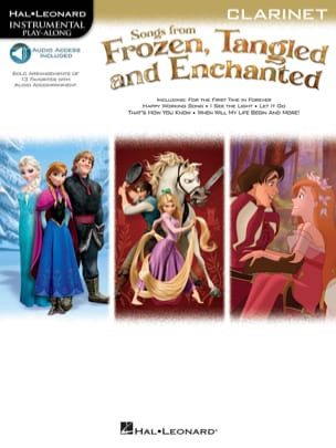 La Reine des Neiges Raiponce et Enchanted DISNEY laflutedepan