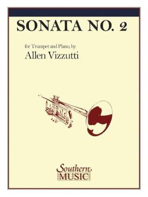 Allen Vizzutti - Sonata No. 2 - Partition - di-arezzo.fr
