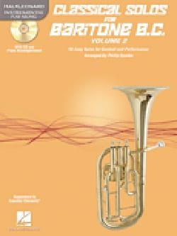 - Classical Solos for Baritone Volume 2 key - Sheet Music - di-arezzo.com