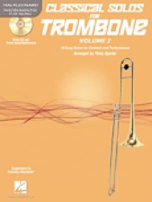 - Solos clásicos para el volumen de trombón 2 - Partitura - di-arezzo.es