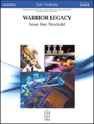 Son Hee Newbold - Warrior Legacy - Partition - di-arezzo.fr