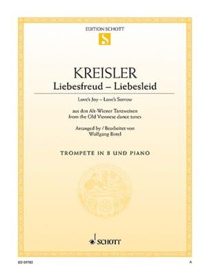 Fritz Kreisler - Liebesfreud - Liebesleid - 楽譜 - di-arezzo.jp