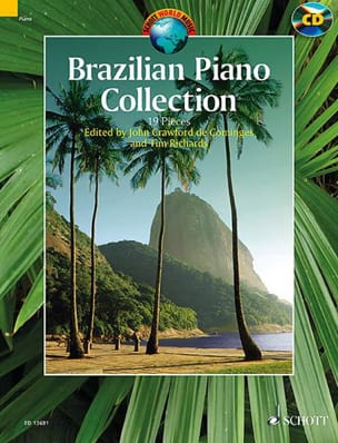 - Brazilian Piano Collection - Partition - di-arezzo.fr