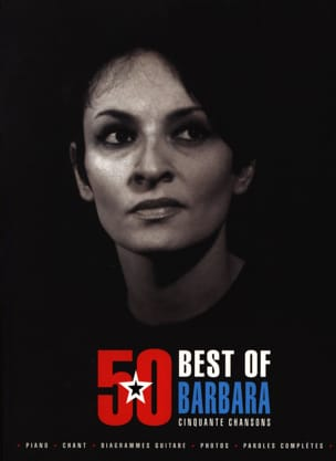 Barbara - 50 Best Of - Barbara - Sheet Music - di-arezzo.co.uk