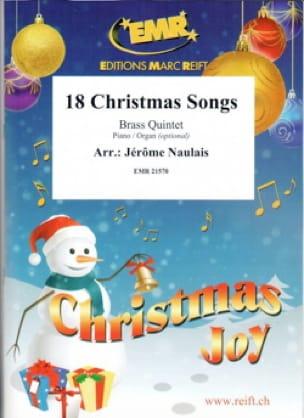 Traditionnel - 18 Christmas Songs - Sheet Music - di-arezzo.co.uk