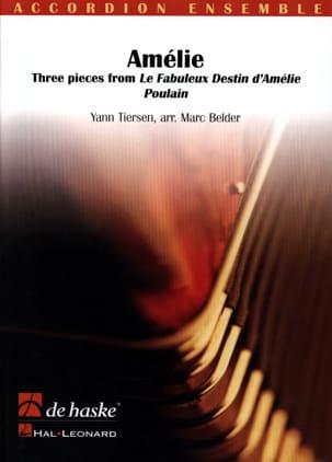 Yann Tiersen - Amelie - Partitura - di-arezzo.es